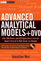 Advanced Analytical Models: Over 800 Models and 300 Applications from the Basel II Accord to Wall Street and Beyond (+ DVD-ROM) артикул 195d.