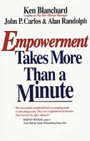 Empowerment Takes More Than a Minute артикул 15d.