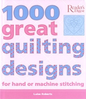 1000 Great Quilting Designs артикул 89d.